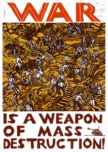 War is a weapon of.